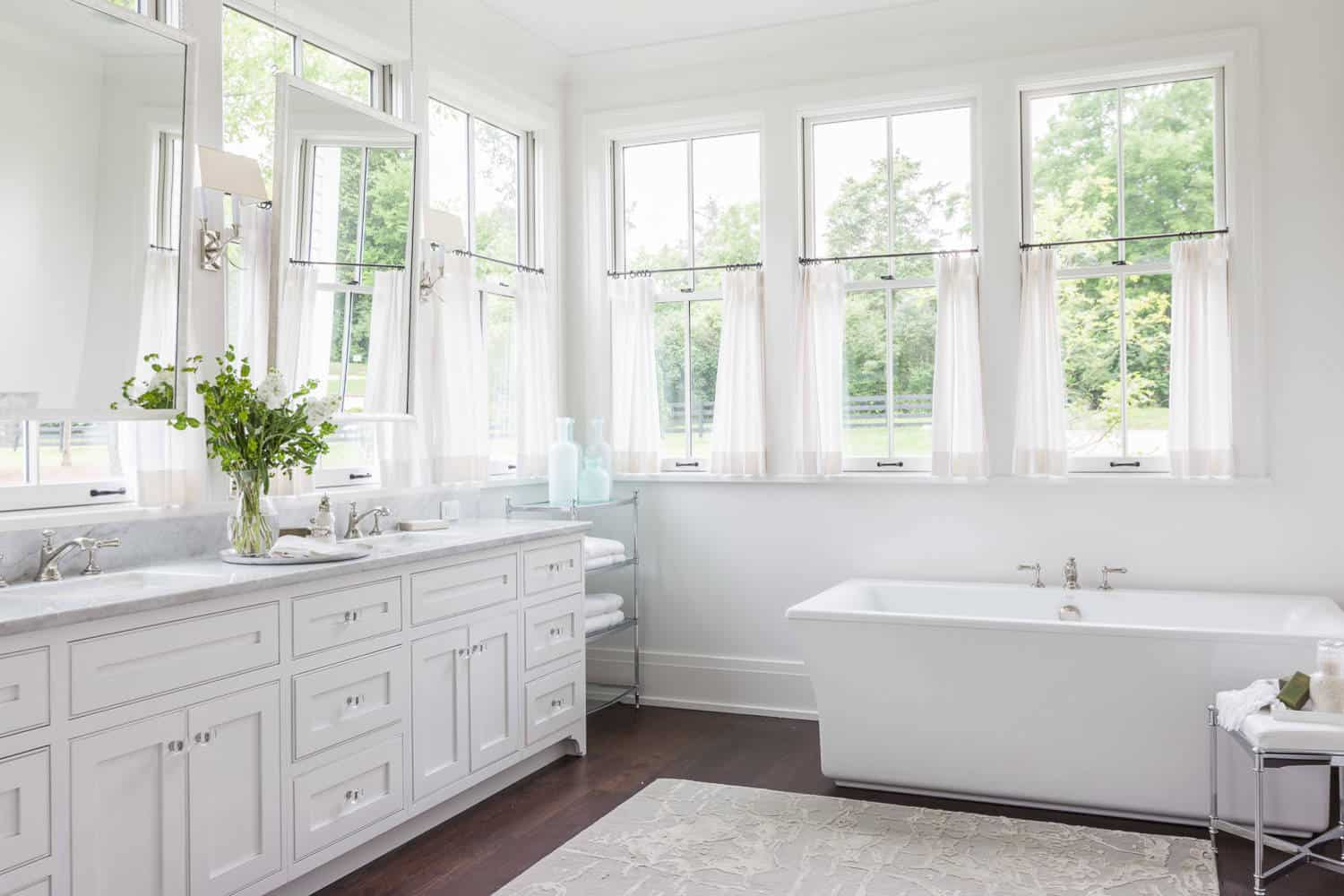 28 Best Bathroom Window Curtains