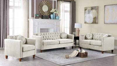 Bellair 3 Piece Living Room Set