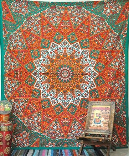Bohemian Wall Hanging Tapestries