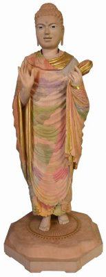 Buddha sculpture Funzoe no Shakuson