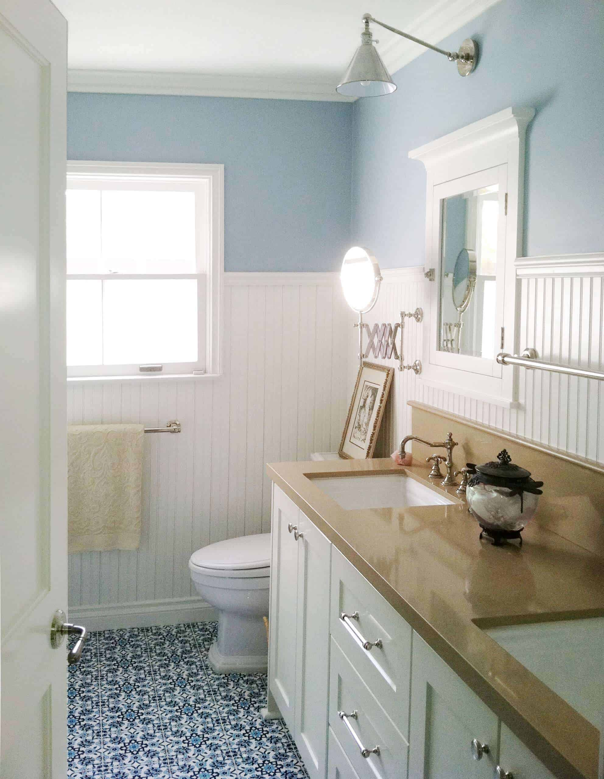 Can You Paint Bathroom Countertops