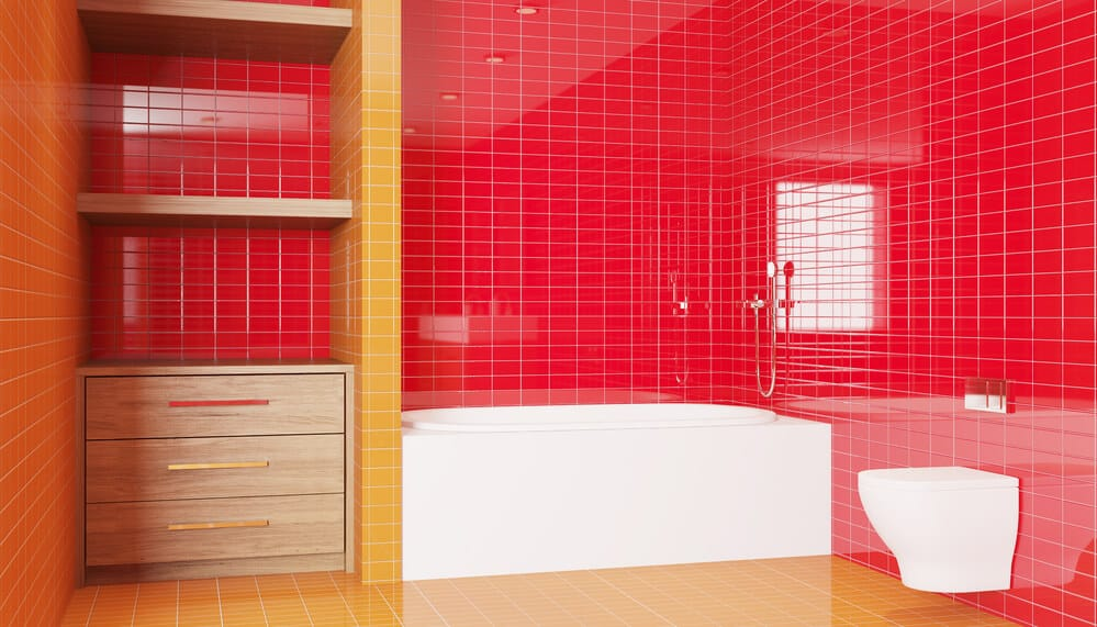 can you paint bathroom tile answered with tips 22852