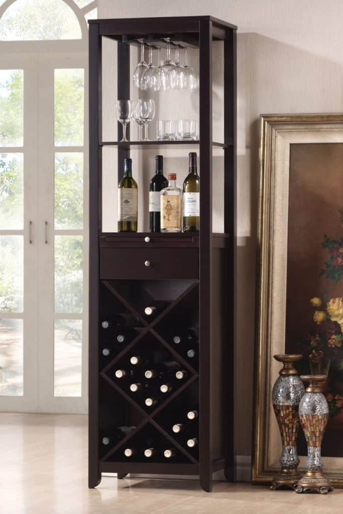 Casey Wine Cabinet Set