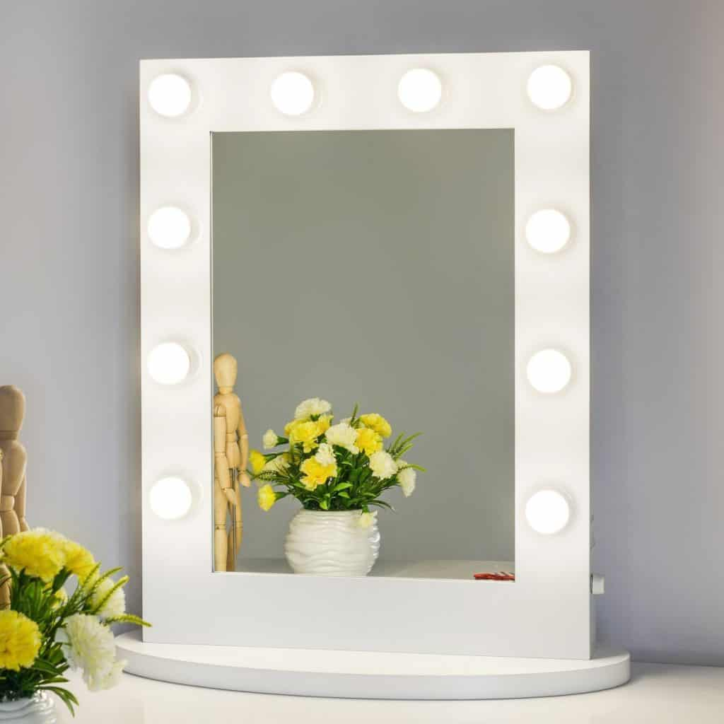Chende Tabletop Vanity Mirror