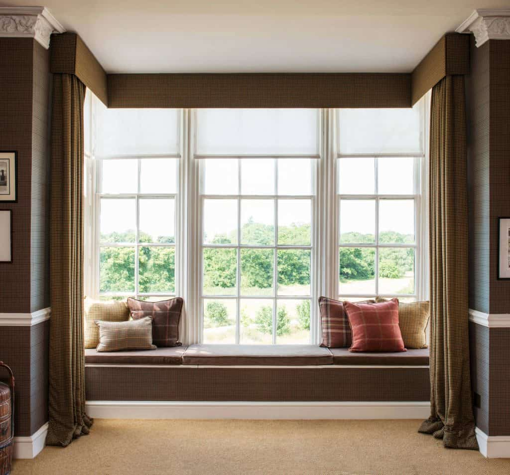 Curtains forBay Windows