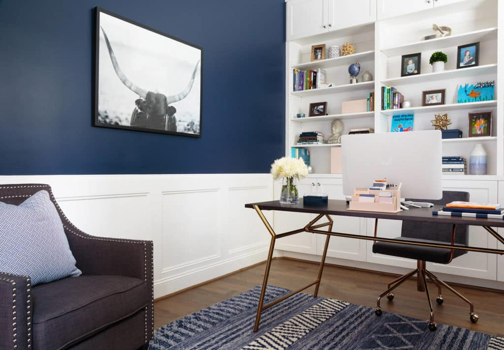 Does Wainscoting Make a Room Look Bigger