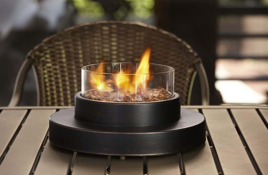 Endless Summer Portable Tabletop Propane Firebowl
