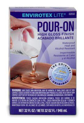 Environmental Technology 32-Ounce Kit Lite Pour-On, High Gloss Finish