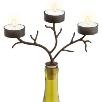 Epic Products Braches Candelabra 3 Tealights