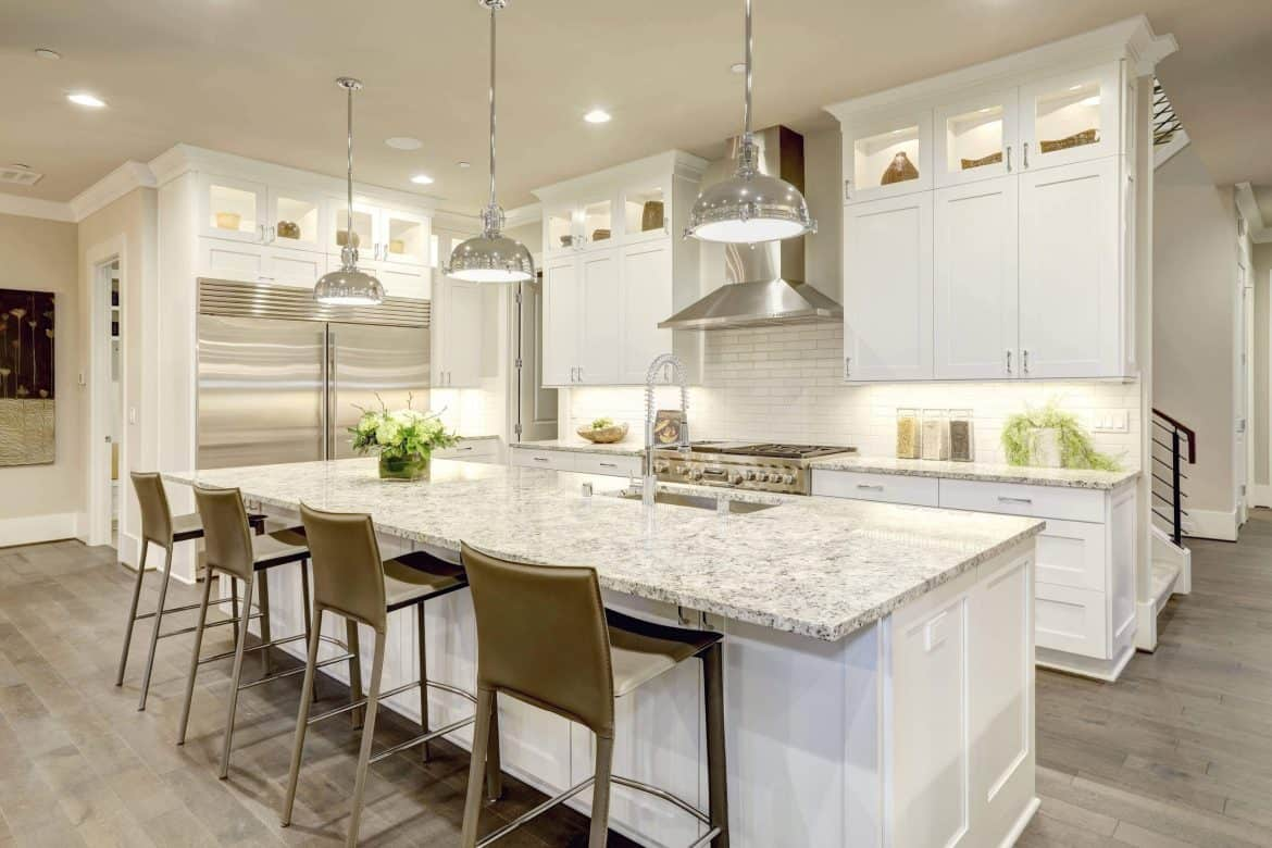 Granite Countertop Trends