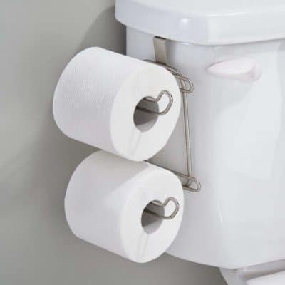 Hanging Over The Tank Toilet Tissue