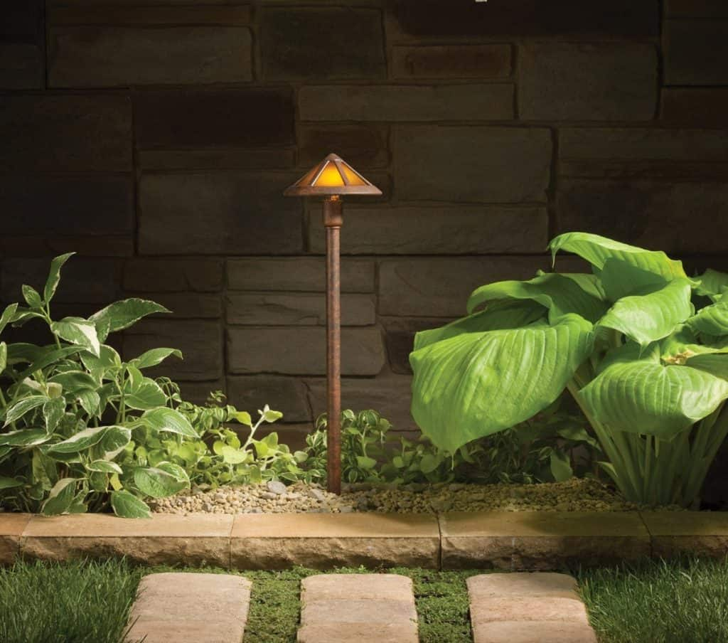 IncandescentLED Hybrid Low Voltage Landscape Path - landscape lighting ideas