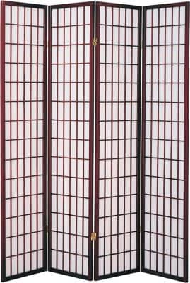 Japanese Oriental Style Room Screen Divider