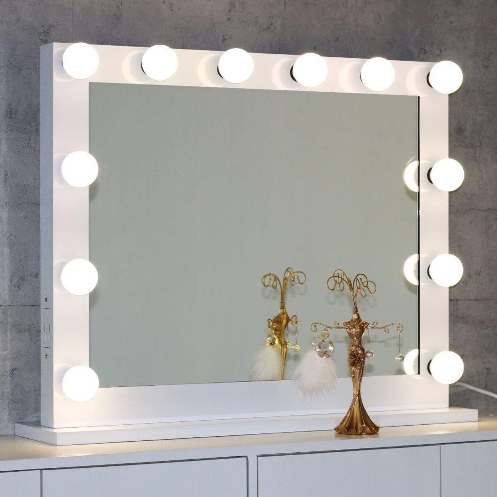 Joyful Store Hollywood Makeup Mirror