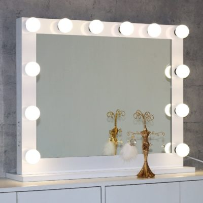 Joyful Store Hollywood Makeup Mirror