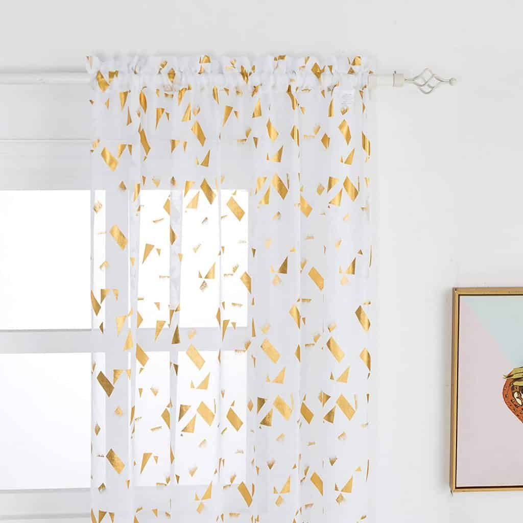 What Are Sheer Curtains Answered Decor Snob