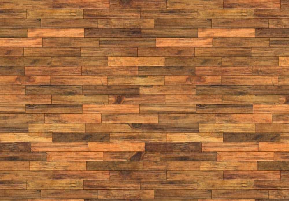 Large Wall Mural - Seamless Wood Floor Pattern