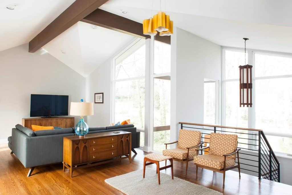Mid-Century Modern Interior Design Style
