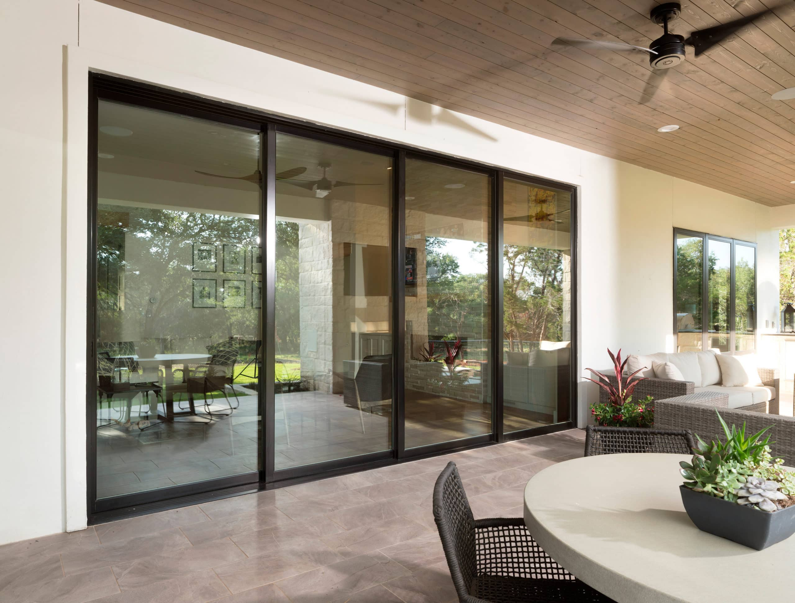 Modern Sliding Patio Doors