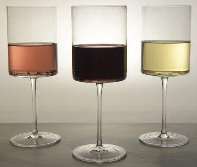 Opulent Wine Glass