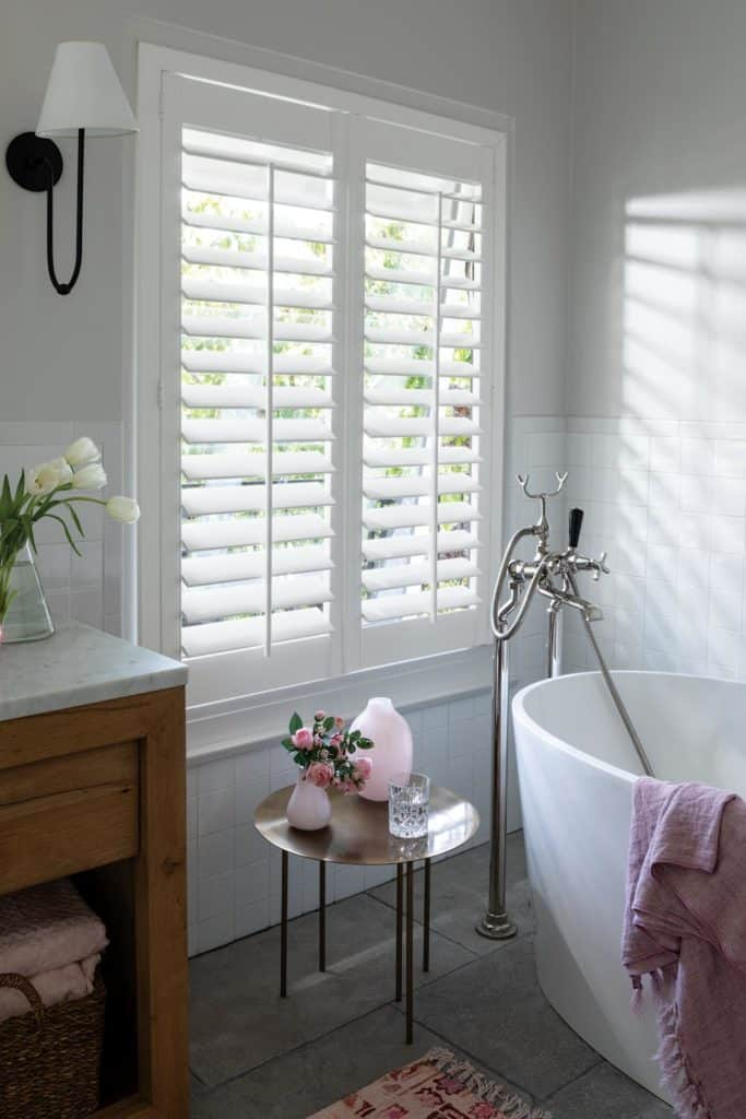Plastic Plantation Shutters