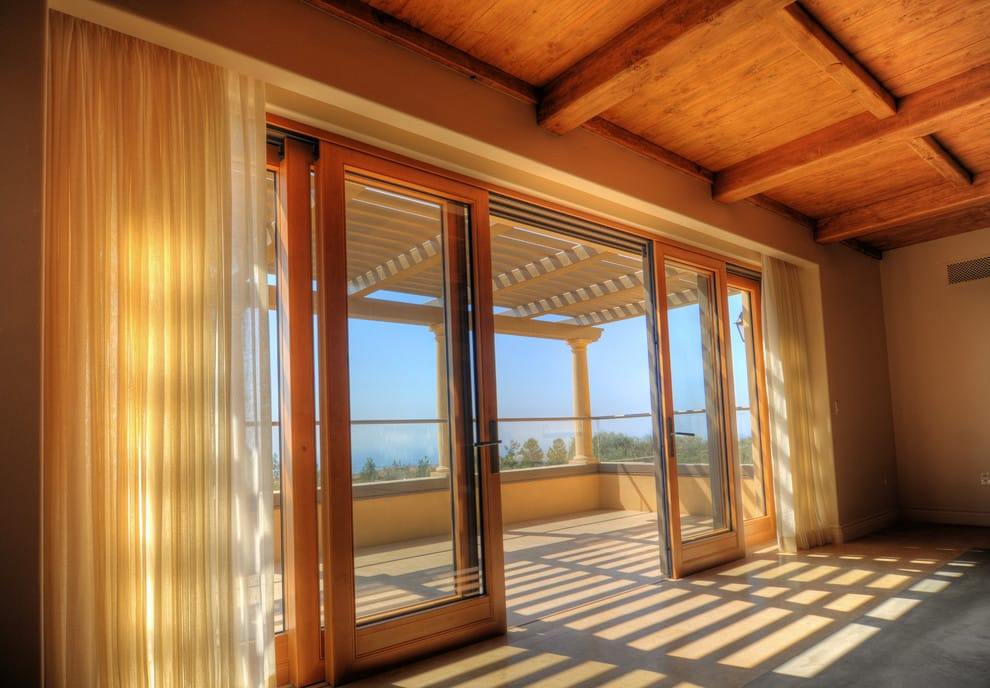 Stacking Glass Patio Doors