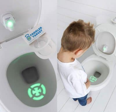 Toddler Target Potty Training