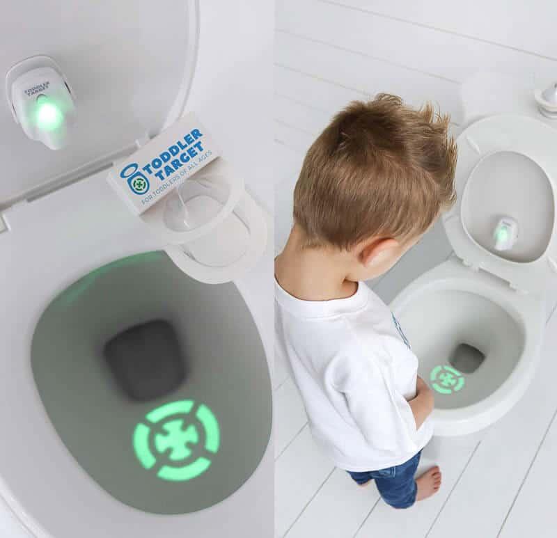 Toddler Target Potty Training