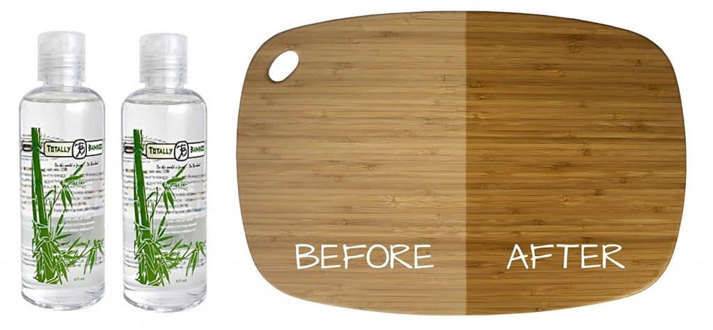 Totally Bamboo Revitalizing & Transformative Mineral Oil