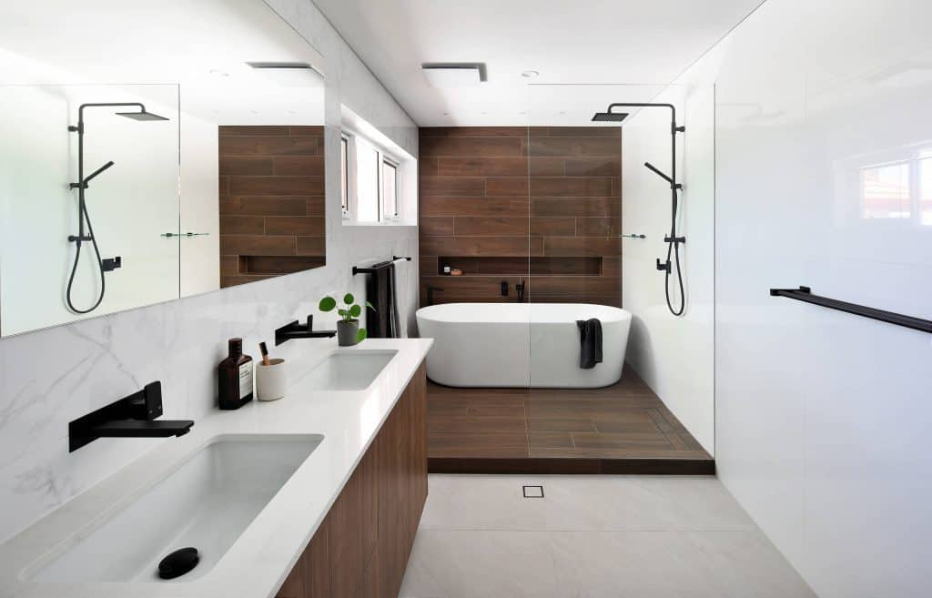 4 Trendy Bathroom Ideas for 2020 | Decor Snob on Small Bathroom Remodel Ideas 2019  id=13779