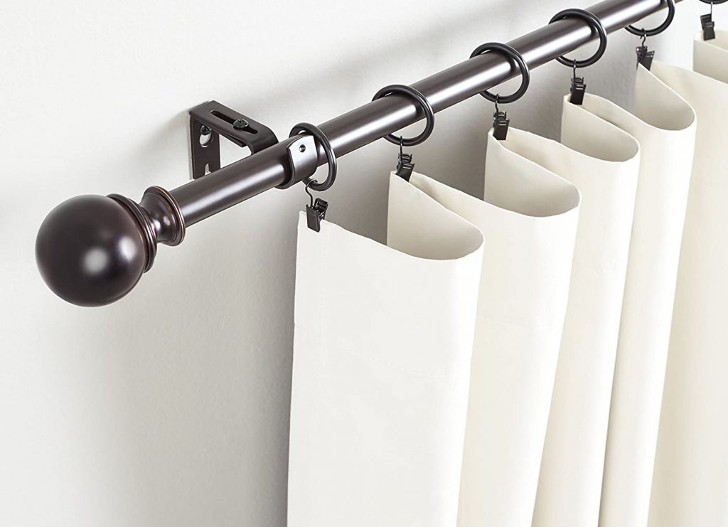 Types of Curtain Rods