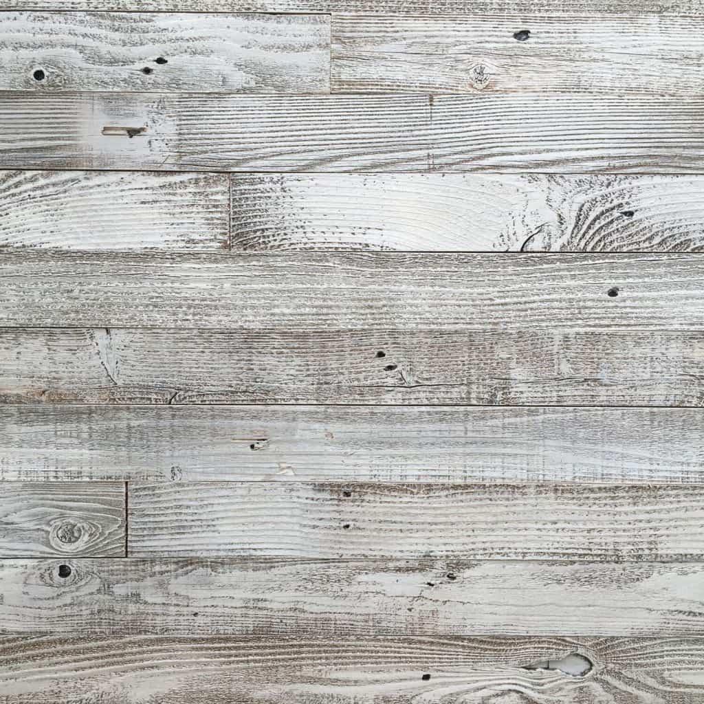 Whitewashed Barn Wood