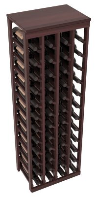 Wine Racks America® Redwood 48 Bottle