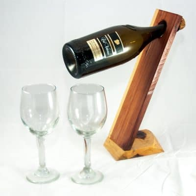 Wine stand Wood wine rack