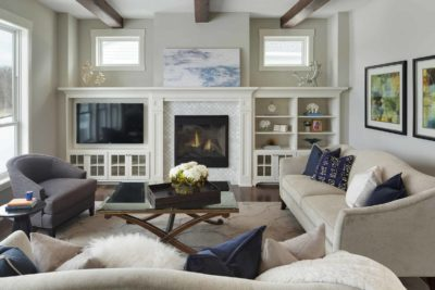 best fireplace tile ideas