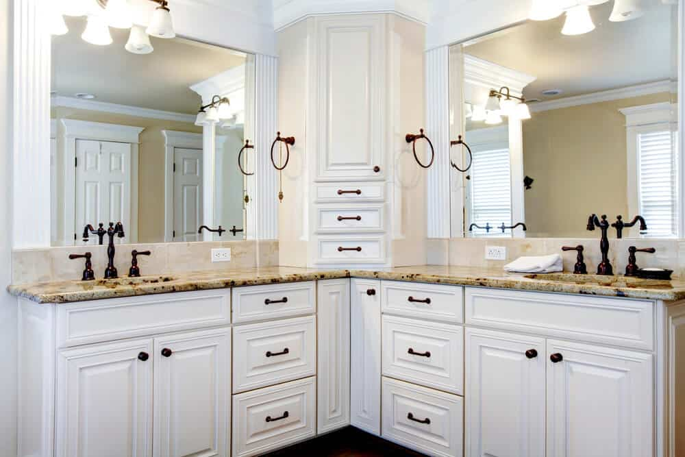 Using Kitchen Cabinets In Bathroom Can I Use Kitchen Units/Cabinets in Bathroom? | Decor Snob