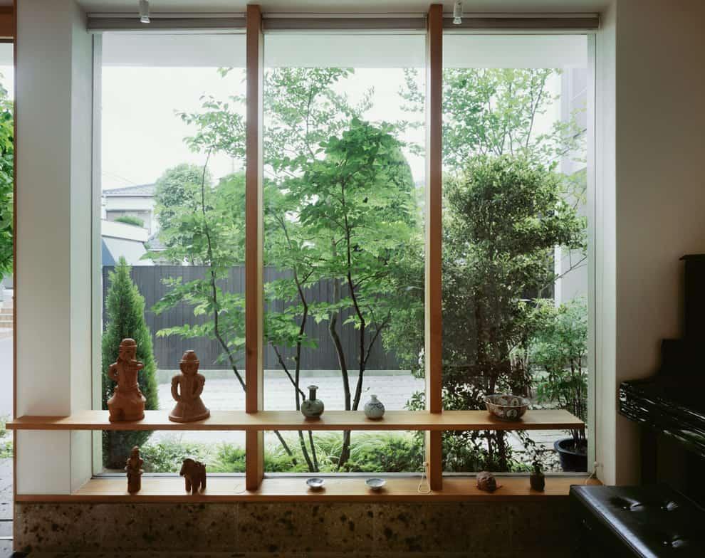 japanese shelving