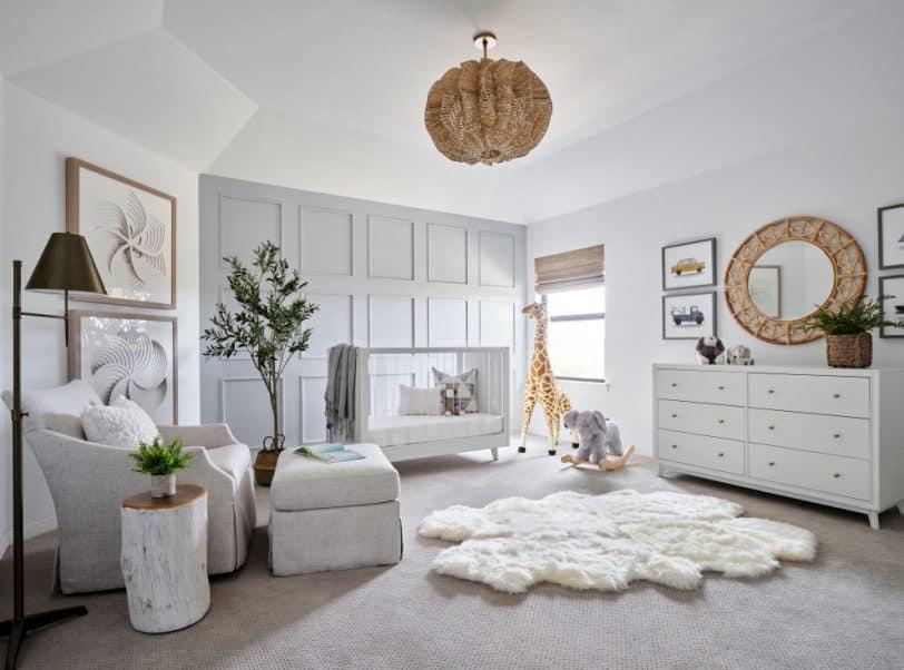 light gray carpet with Light Gray Walls