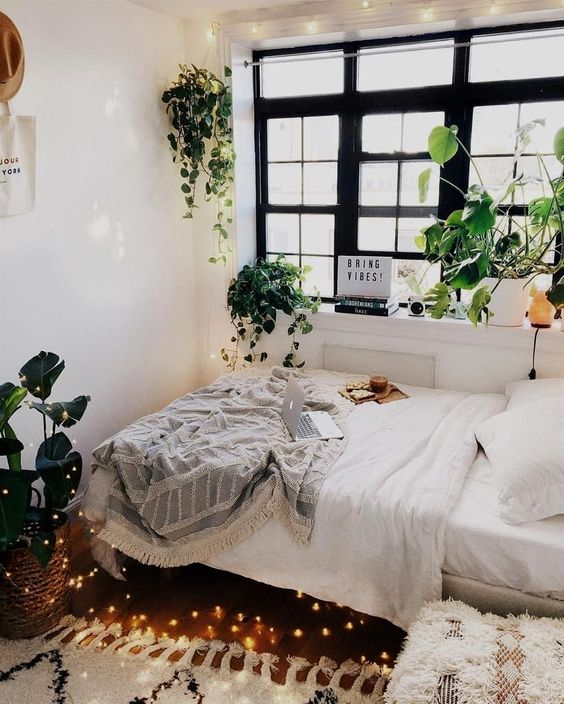 plants in your bedroom 20+ Aesthetic Bedrooms