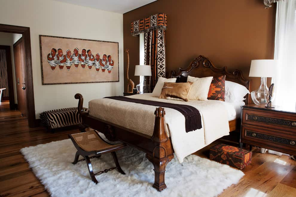 safari home decor bedroom