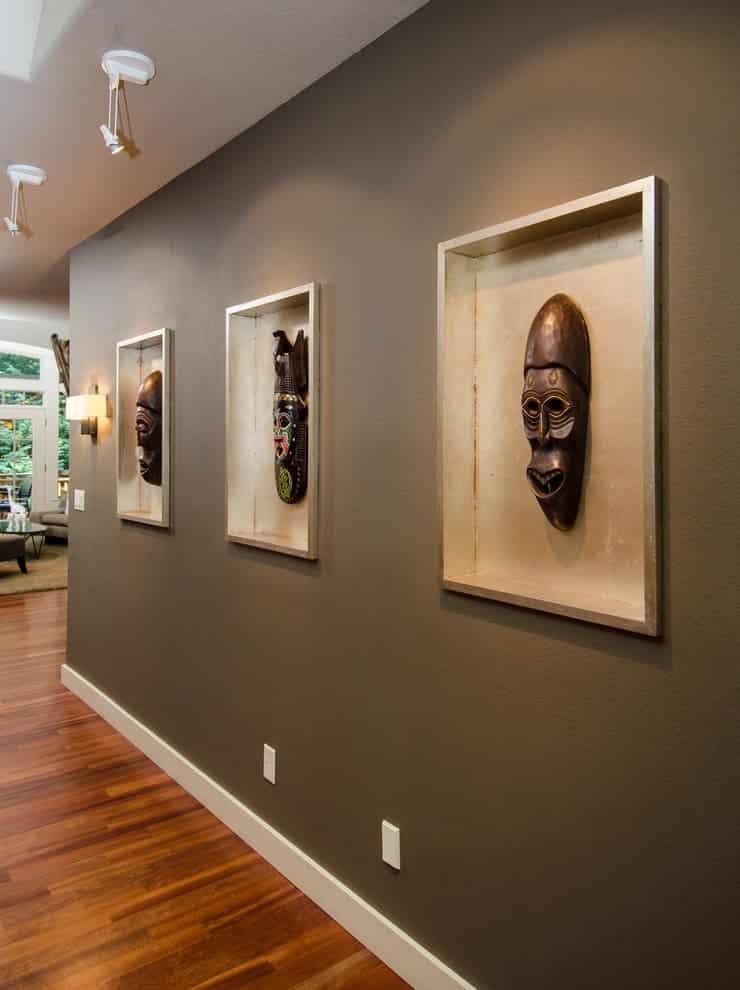 Safari Themed Home Decor Masks