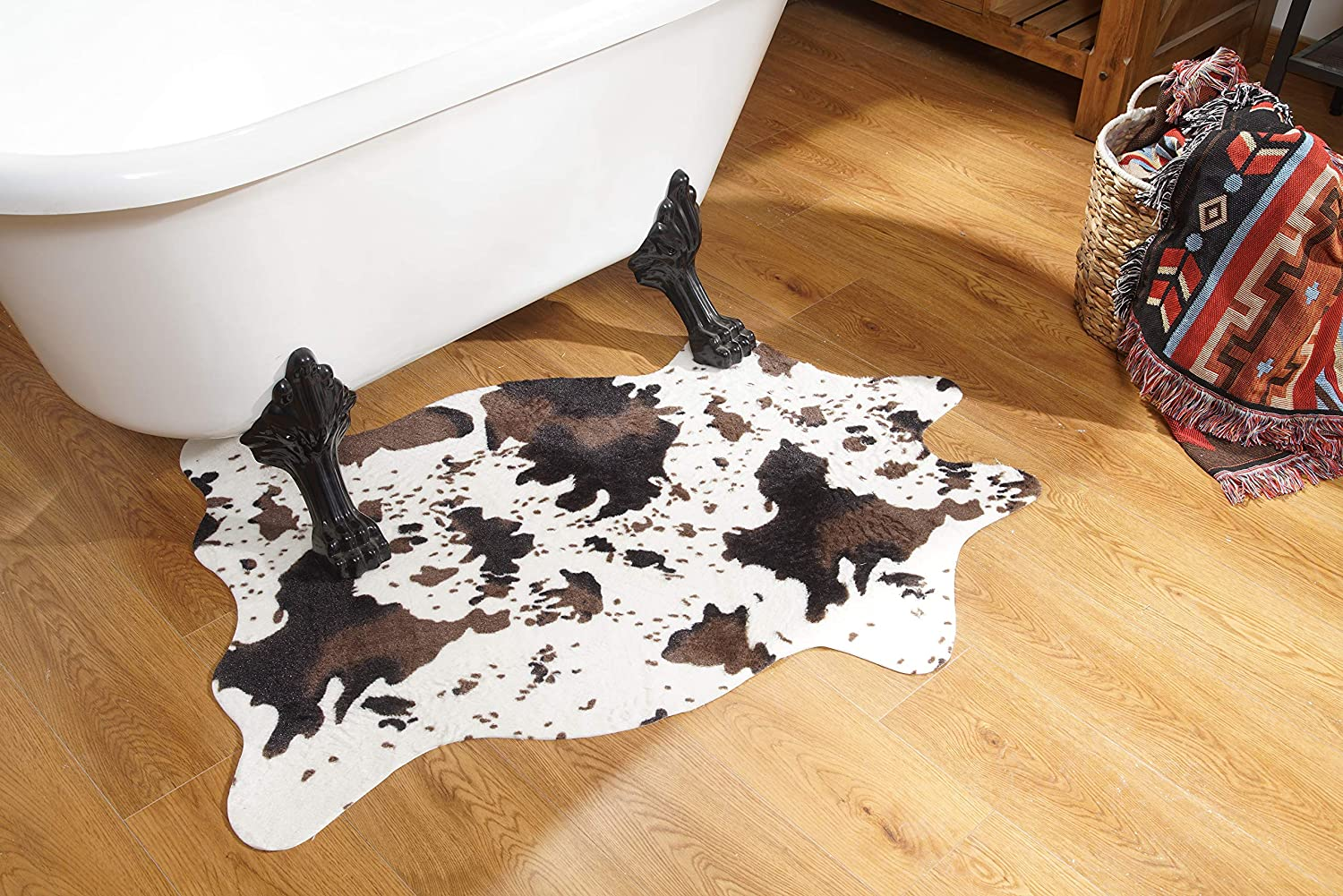 42 Cowhide Rug Design Ideas Stylish