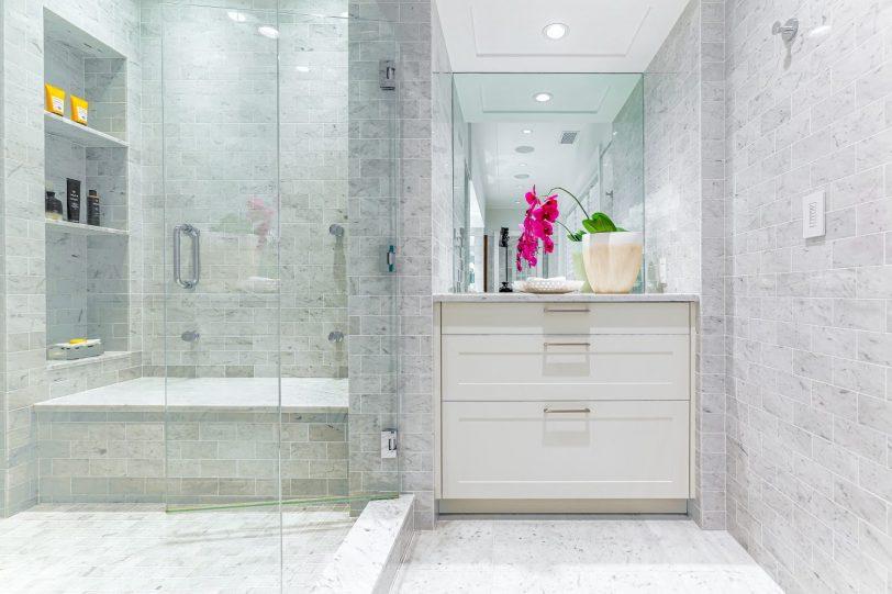 tile bathroom wall 5